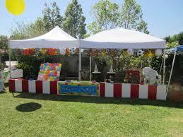 carnival theme or circus theme party circus theme party