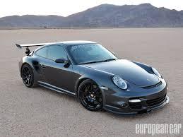 modified porsche 911 turbo 2007 porsche 911 turbo evosport evo3 900 hardliner european