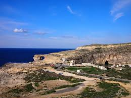 azure window colapse gozo highlights two year trip