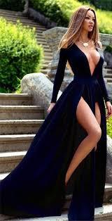 best 25 long slit dress ideas on pinterest slit dress slit