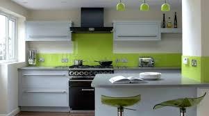cuisine verte et blanche cuisine integree cuisine verte et blanche calais 3236