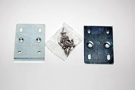 Repair Cabinet Door Hinge Kitchen Cupboard Door Hinge Repair Kit Includes 2 Plates And