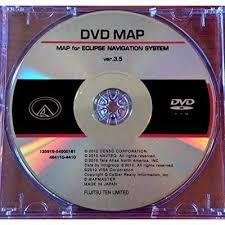 america map for eclipse navigation system mdv 82d eclipse navigation map update dvd version 3 5 disc for avn