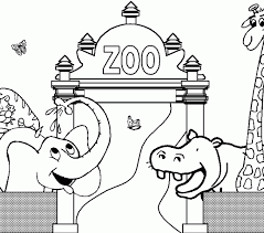 free colouring pages zoo coloring sheets fresh painting tablet