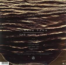 one light linkin park linkin park one more light vinyl amazon com music