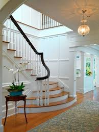 Curved Handrail Curved Stair Railing Houzz