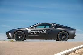 Bmw I8 Exhaust - hydrogen to hit the highway new bmw i8 fuel cell unveiled by car