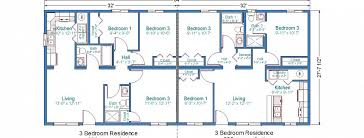 single story duplex floor plans ranch style duplex floor plans google search duplexes and