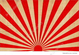 picture of japanese rising sun