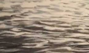 how to draw water with calm waves video lessons of drawing