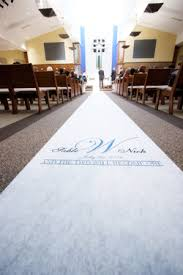 ivory aisle runner custom aisle runners with quotes