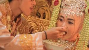 indonesian wedding videography najmi and fatimah banjarnese