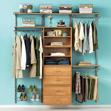 closet organizers clothing and shoe storage storables