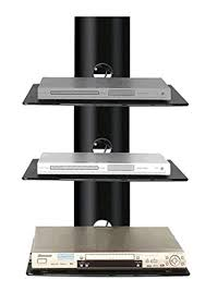 tv wall mount swing out 2xhome new tv wall mount bracket dual arm triple shelf
