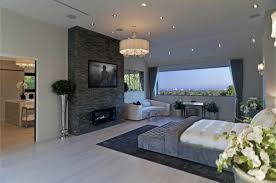mansion bedrooms enchanting modern mansion master bedroom with tv collection and