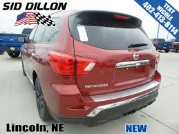 nissan pathfinder maintenance tire new 2017 nissan pathfinder platinum suv in lincoln 4n17655 sid