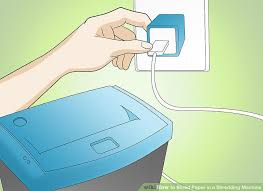 where to shred papers how to shred paper in a shredding machine 5 steps with pictures