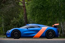 alpine renault 2017 video renault alpine a110 50 concept breaks cover