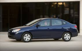 2010 hyundai elantra blue widescreen exotic car image 10 of 46