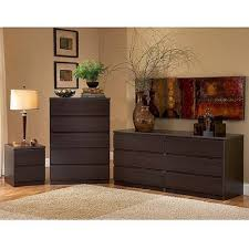 Kullen Dresser 3 Drawer by 3 Piece Bedroom Set Double Dresser 5 Drawer Chest Nightstand