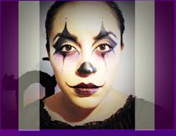 maquillaje para halloween joker clown youtube