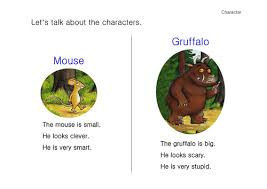 the gruffalo by sarah j teaching resources tes