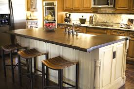 20 kitchen island countertop ideas 8527 baytownkitchen unusual top