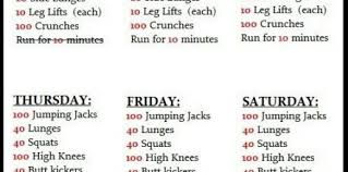 home workout plan for stomach design and ideas page 0