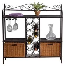 dining room kitchen storage furniture sears bakers racks