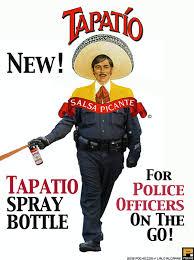 Pepper Spray Meme - hispanic meme tapatio pepper spray