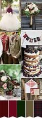 25 red fall weddings ideas fall dresses