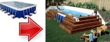 How To Make A Lazy River In Your Backyard Lazy River Pools U2013 Above Ground Pools Experts