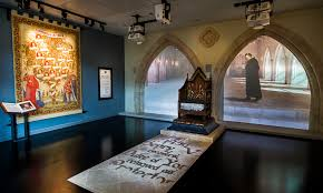 king richard iii visitor centre celebrates second birthday