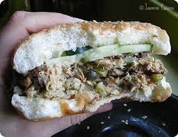 cuisiner le thon en boite hamburgers fondants au thon cuisine