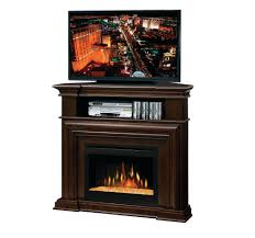 corner electric fireplace tv stand amazon oak combo