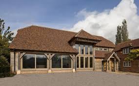 oak frame houses green oak carpentry company