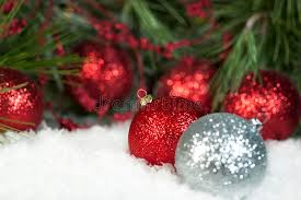 sparkly ornaments royalty free stock photo image