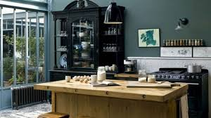 cuisine style loft industriel meuble de cuisine style industriel cheap incroyable table cuisine