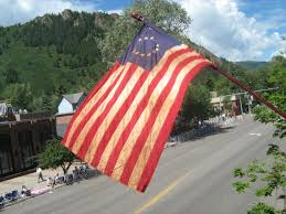 Old Hawaiian Flag Old Fashioned 4th Of July Aspen Co Chamber