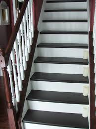 the 81 stair makeover revealed cleverly inspired