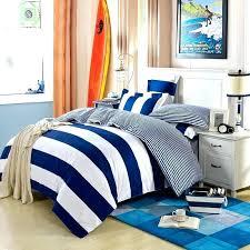 charter club damask designs modern simple design navy blue stripe mens bedding set queen king size bed linens duvet cover