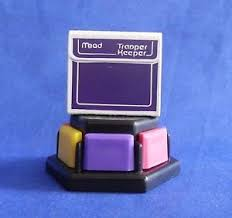 trivial pursuit totally 80s trivial pursuit totally 80 s mead trapper keeper replacement
