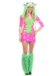 Halloween Monster Munch Melody Monster Costume Leg Avenue Escapade Uk