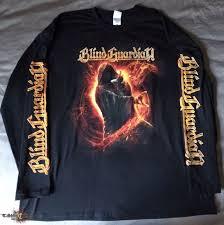 blind guardian guardian sleeve tshirtslayer tshirt and