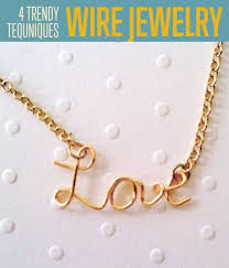 wire necklace making images How to make custom jewelry diy projects craft ideas how to 39 s for jpg