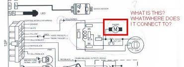 clifford alarm wiring diagram wiring diagram simonand