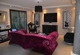 interieur et canapé architecture intérieure et décoration de villa à ollioules
