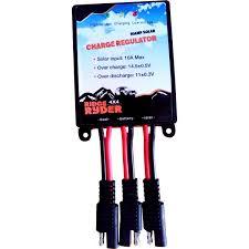 ridge ryder solar charge regulator 10 amp supercheap auto