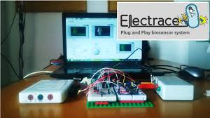 electrace using e coli bacteria to develop a low cost landmine