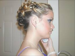 cute medium hairstyles for prom cuts